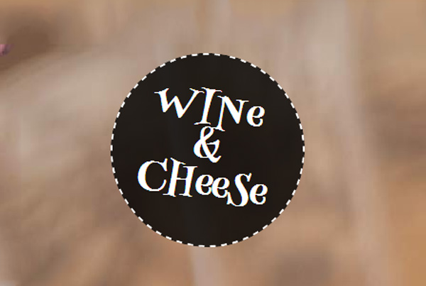 Intégration html/css – Wine&Cheese